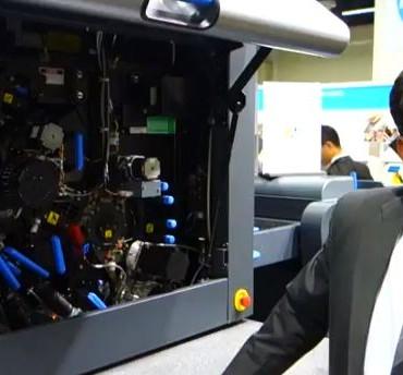 HP Indigo 7600 Digital Printer