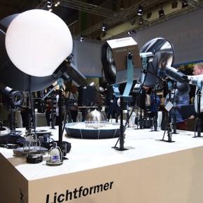 A range of lighting equipment from Lichtformer.