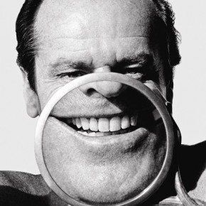 Jack Nicholson, Los Angeles, 1986. Photograph/Herb Ritts