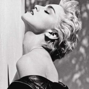Madonna (True Blue Profile), Hollywood, 1986. Photograph/Herb Ritts