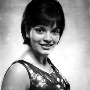 Zeenat Aman: This image was taken before she became famous. Her eyes are alive, which made it a good portrait. Photograph/Ranjit Madhavji