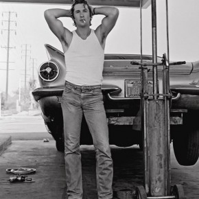 Richard Gere, San Bernardino, 1977. Photograph/Herb Ritts