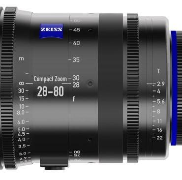 CZ.2 28-80mm T2.9 Cnema Zoom Lens