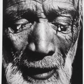 The face of Bhopal gas tragedy: This man along with a thousand others were among the blinded in the biggest industrial tragedy to strike this country. Photograph/ N Thiagarajan
