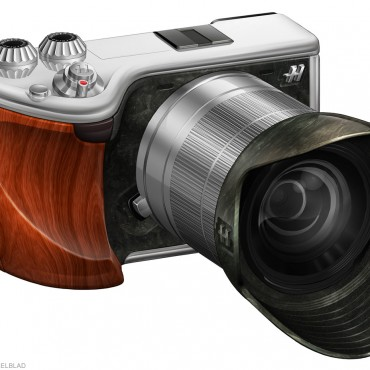 The Hasselblad Lunar