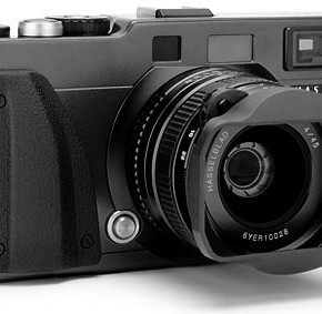 Hasselblad XPan (1998): The XPan was introduced at the photokina exposition in Germany in 1998. It provided a panoramic image on regular 35mm film. It still remains one of the most convenient panoramic film cameras to ever be manufactured.