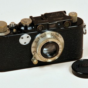 Leica II (1932): The Leica II was the first 35mm Leica camera with a built-in rangefinder. Although it was originally introduced as Leica A in 1929, it was sent back to the factory only to be upgraded with a rangefinder and interchangeable lens capability