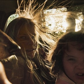 The work is constantly evolving. Life changes, he says, as do his daughters' reactions to the camera. Photograph/Sam Harris