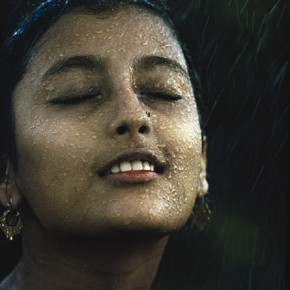 This picture of actor/director Aparna Sen went on to become one of the most recognised images from Brian's work. Photograph/Brian Drake