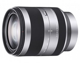 Sony E 18–200mm f/3.5–6.3 OSS