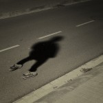 To me, this image conveys a sense of loneliness typical of urban areas. Photograph/Pol Úbeda Hervàs