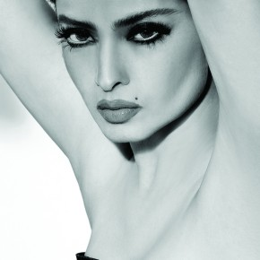 Rekha has been one of the most photogenic and proactive actresses that Jagdish has worked with. Photograph/Jagdish Mali