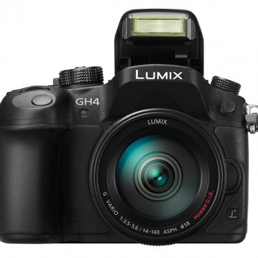 Panasonic LUMIX DMC-GH4 1