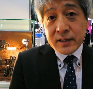 Toshiyuki Terada Speaks About Olympus' Latest Products