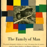 The Family of Man (1955) It was produced in many formats, including a pocket-sized book. It contained 503 photos from 273 photographers.