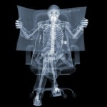 While X-raying human forms, he either uses skeletons in rubber suits or cadavers that have been donated to science. Photograph/Nick Veasey