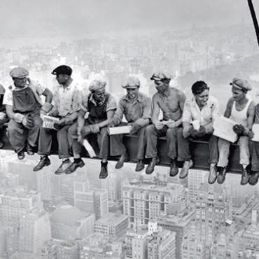 Photograph/Charles C Ebbets Image Source/Bettman Archive