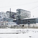 Hungary has faced enforced industrialisation, the remains of which Tamas captures. Photograph/Tamas Dezso