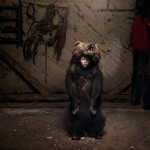 It is never an outsider's perspective Tamas conveys. You become a part of the image and the person he photographs. Photograph/Tamas Dezso