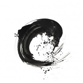 This image was inspired by tidal waves, known as the enso phenomenon. Photograph/Shinichi Maruyama