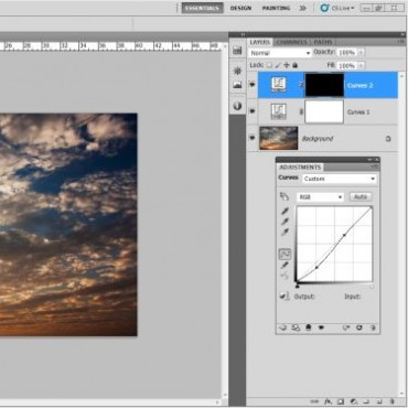 Using Layer Masks in Photoshop