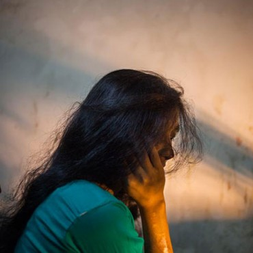 Photograph/Farzana Hossen, Winner 2013 for 'Lingering Scars' which is about acid burn survivors in Bangladesh.