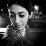 Looking away from the camera can reveal your subject's delicate side. Shot with: Samsung Galaxy Nexus. Photograph/Raj Lalwani
