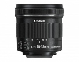 Canon EF-S 10–18mm f/4.5-5.6 IS STM