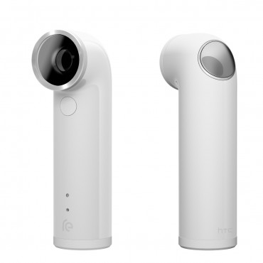 HTC's new waterproof action camera, the RE.