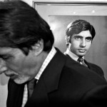 In 2002, on his 60th birthday, actor Amitabh Bachhan attended a photography exhibition on himself, at the Oxford bookstore in Mumbai. Photograph/Neeraj Priyadarshi