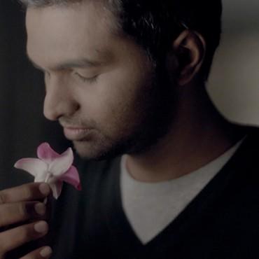 Visually impaired photographer Bhavesh Patel, Image courtesy: Beyond Sight Foundation
