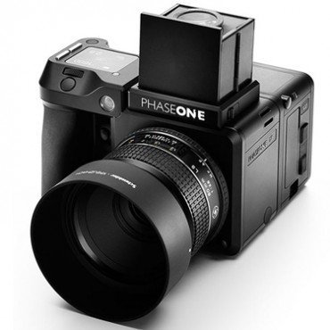 Phase One's new XF camera system