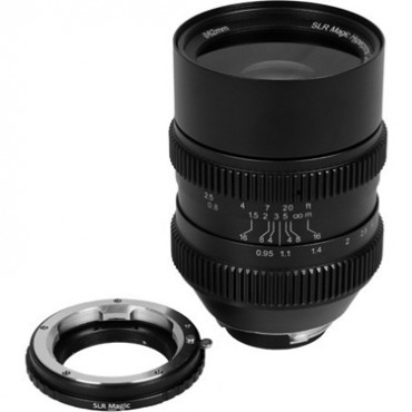 SLR Magic's new 50mm T0.95 HyperPrime Cine lens