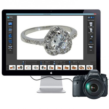 Shutter Stream Product Photography Software by Iconasys