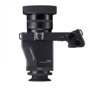 Sigma LCD Viewfinder