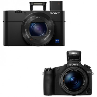 Sony RX100 IV and the RX10 II