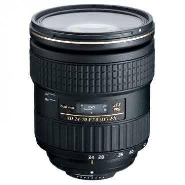 Tokina 4mm-70mm Lens