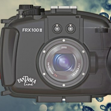 Fantasea announces underwater housing for Sony RX100 IV