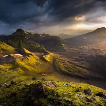 The winning entry of Outdoor Photographer of the Year 2014. Photograph/ Greg Whitton (UK)