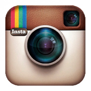 Instagram allows users to upload high-resolution photographs