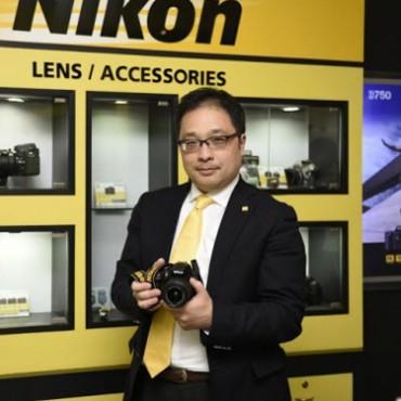 Kazuo Ninomiya,Managing Director, Nikon India