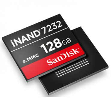 SanDisk iNAND7232