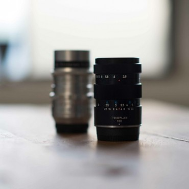 Trioplan f/2.8 lens by Meyer Optik USA