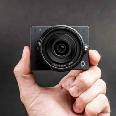 Z Camera's E1