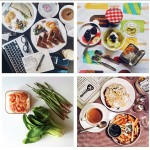 Food is one of the most photographed subjects. Play around with the different elements on the table for a more engaging shot. Shot with: Top row (L-R)– Motorola Moto X Bottom row (L-R)– Samsung Galaxy Note 3 and Motorola Moto X. Photographs/Rhea Gupte (@thegirlfromfuss) and Natasha Diddee (@thegutlessfoodie)