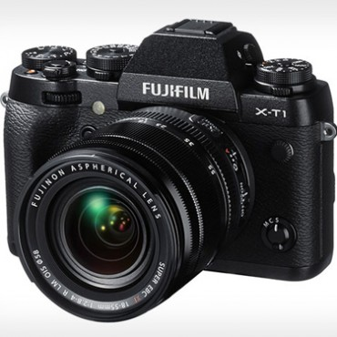 Fujifilm announce new infrared version of XT-1