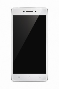 OPPO R7 Lite: Front View