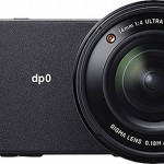 The dp0 Quattro is almost panoramic in structure, with no controls accessed from the front. The AF assist lap is built into the edge of the lens, which sports a filter diameter of 58mm thread. Unlike the previous dp cameras, the lenshood comes supplied.