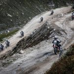 The Himalayan terrain is undulating and unforgiving, much like the path to anything that is worthwhile . Photograph/Raj Lalwani