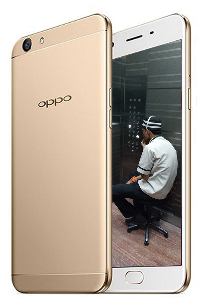 Front Is The New Back  Oppo F1s  Reviews